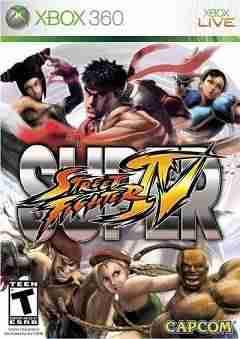 Descargar Super Street Fighter IV [MULTI7][Region Free] por Torrent